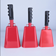 Bell Wholesale Custom Sports Cow Bell With Handle For Sporting Events Order To Send Masks