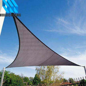 HDPE sun shade sail waterproof with high quality and good price