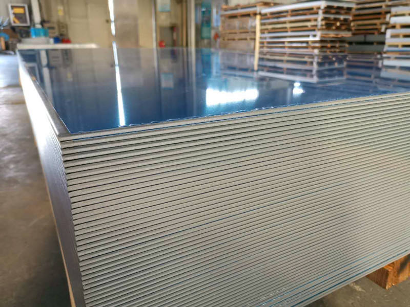 aluminium sheet 5052 factory price