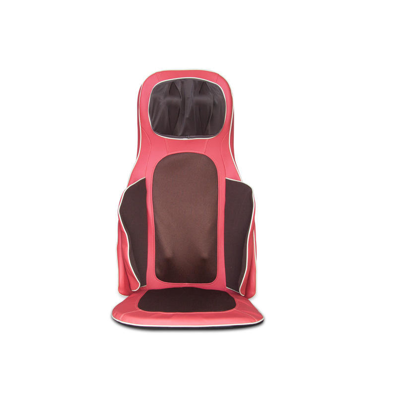 2019 good sale full body robotic 3d knead multi functional massage cushion