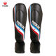 Gel Guards Muay Thai Shin Guard Leather Gel Shin Guards Boxing Leg Protector Muay Thai MMA Kick Boxing Foot Guards