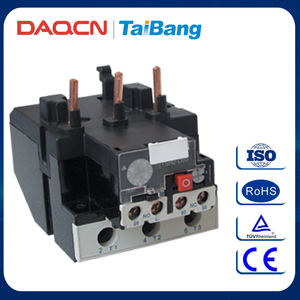 Últimas Venta Caliente 3C Certificado LR2-D23 DAQCN Telemecanique Relé Térmico de Sobrecarga