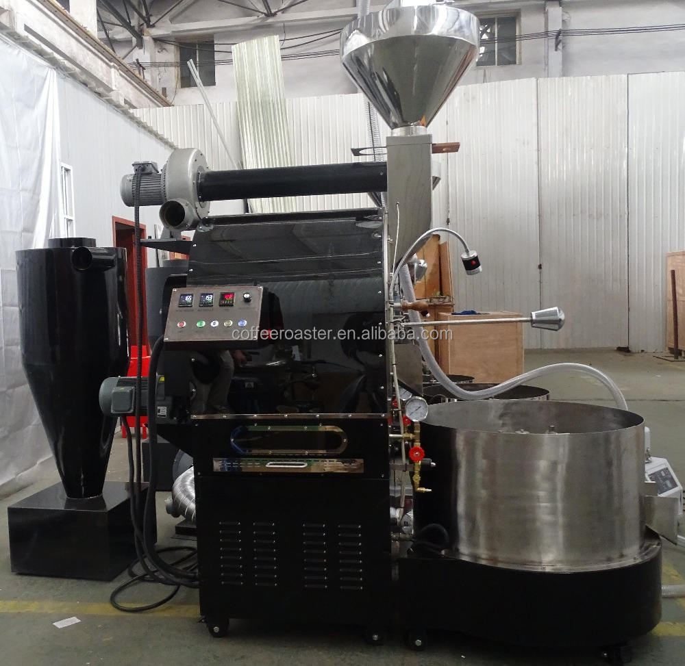 2018 professional coffee roaster industrial /60kg commercial coffee roaster /commercial coffee bean roaster machine machines