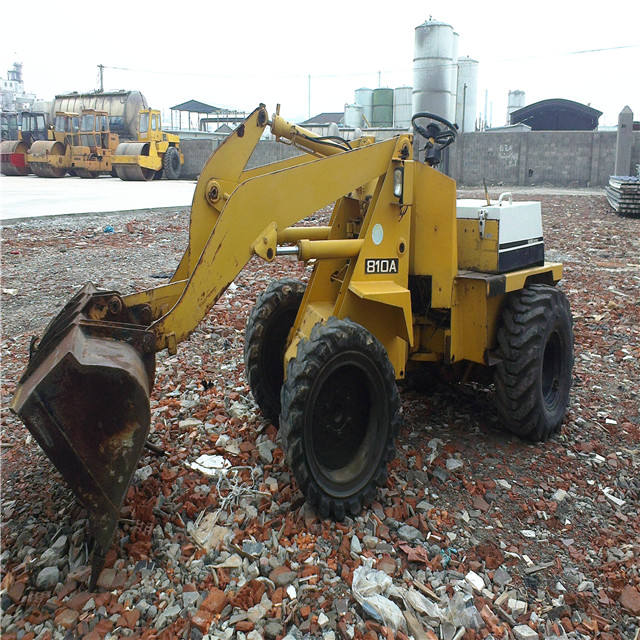 Japan tcm 810 wheel loader / used tcm loader mini loader 810/ original condition,TCM 810 telescopic wheel loader for sale