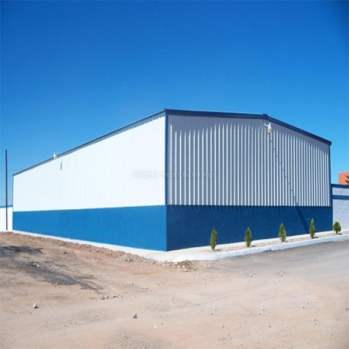 Prefab Houses Prefabricated Steel Structure Warehouse