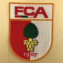 Personalized Design Heat Transfer Printing Custom Football Team Club Logo 3D Flocking Patch