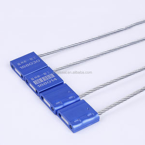 ISO 보안 container cable wire rope 씰