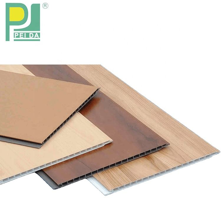 Nuevo Material para decoración Interior decorativo de PVC paneles de pared 3D