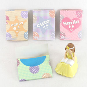 Wholesale Portable Make up Facial Tissue Face Absorbing Oil Blotting Paper