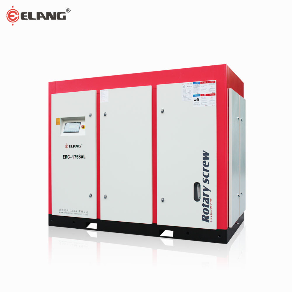 175HP 132KW Screw air compressor for Paper Product Making Machinery
