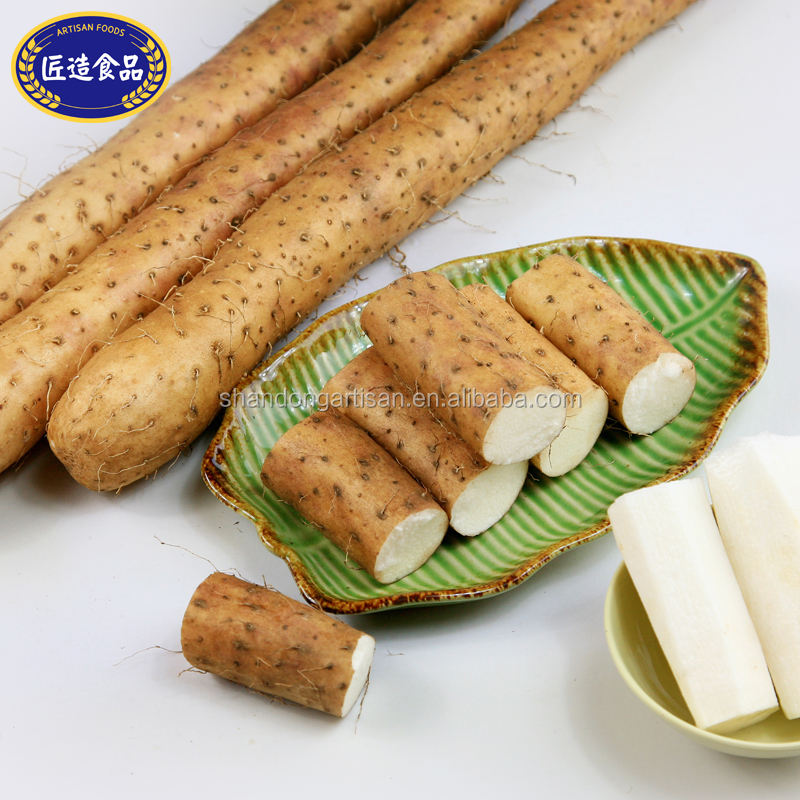 Super quality yam and yam products