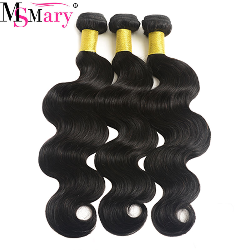 Ms Mary 7A Cambodian Body Wave Virgin Hair Unprocessed Cambodian Weave 100 Human Hair Extensions