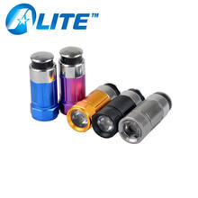 Mini Torch Car Charger Flashlight Rechargeable LED Car Lighter Torch Flashlight