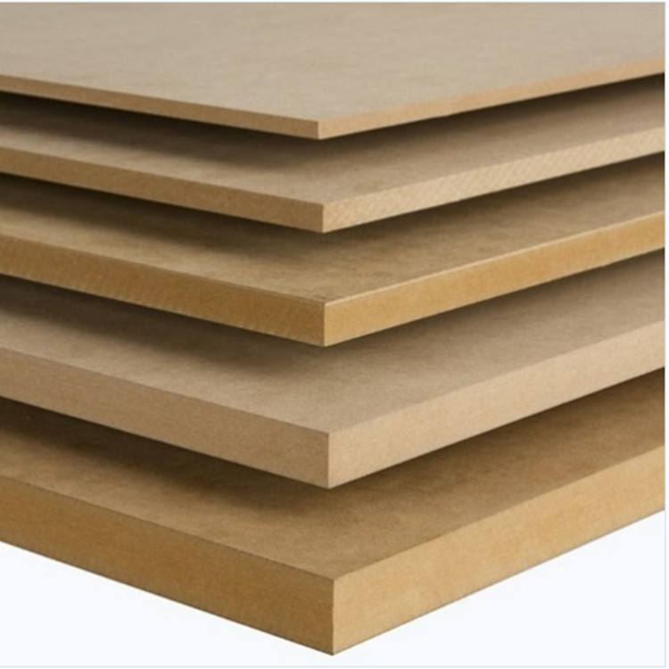 Raw MDF / MDF Wood Prices / Plain MDF Board