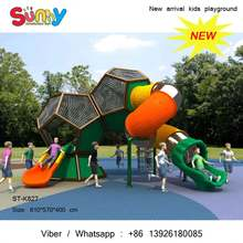 Commercial play zone amusement trampoline park kids fun playground sandbox
