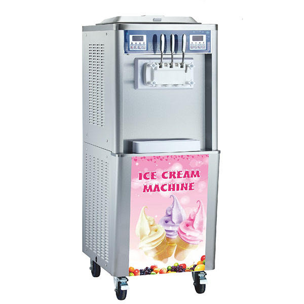 Soft ice cream machine series