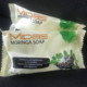 100% pure moringa extract natural herbal bath soap with lemon grass essential oil