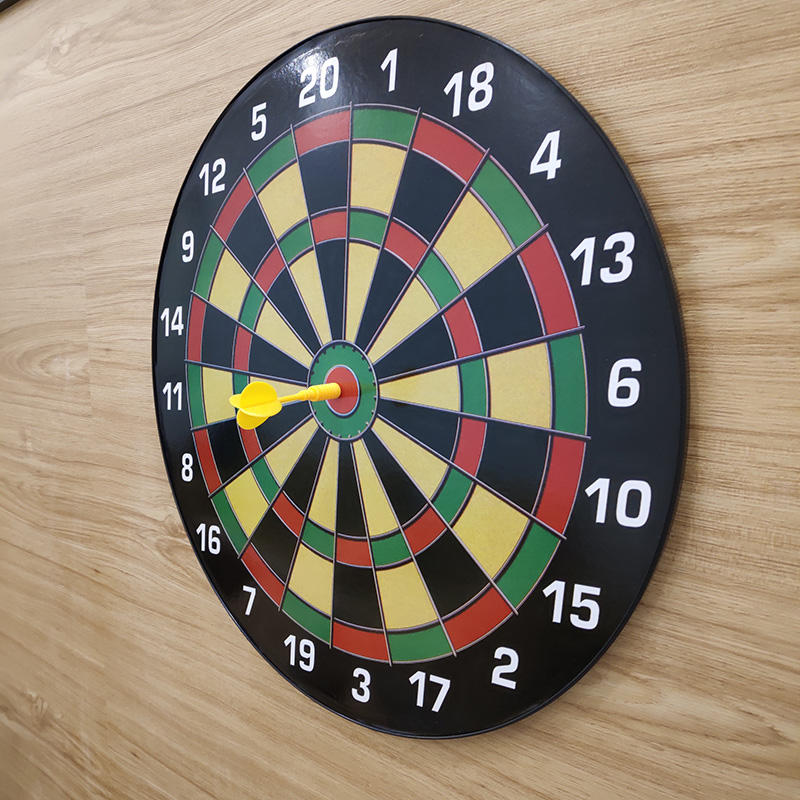 16 inch Magnetic Dartboard w 6 darts For Adult Kid China Biggest Dartboard factory oem Custom Magnetic Dartboards Wholesale