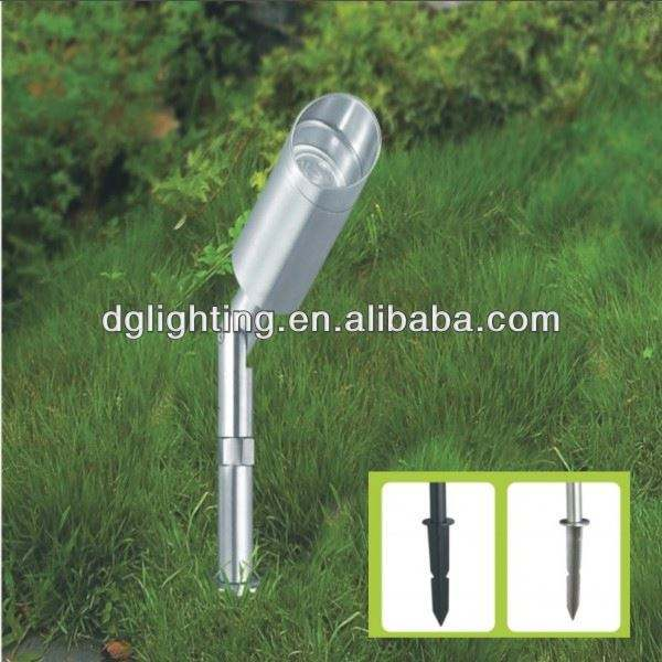 야외 ip65- 지상 알루미늄 스테인레스 스틸 컨트롤러 스포트라이트