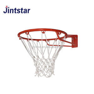 High quality polyester white basketball hoop net basketball nets