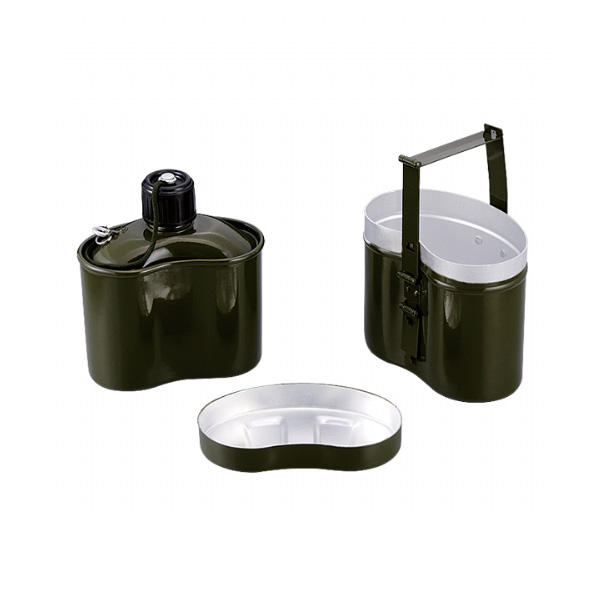 Xinxing High quality hot sale aluminum military mess military canteen