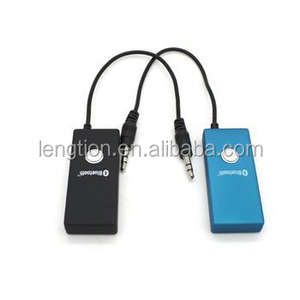 3.5mm Bluetooth Music Receiver A2DP Wireless HiFi Stereo Audio Dongle Adapter