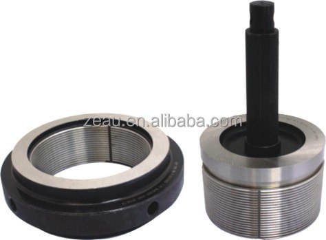 Pipa minyak API thread Plug gauge