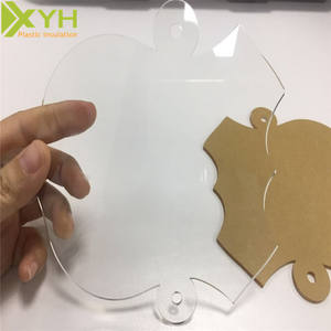 Laser cutting acrylic/pmma/perspex shapes machining parts