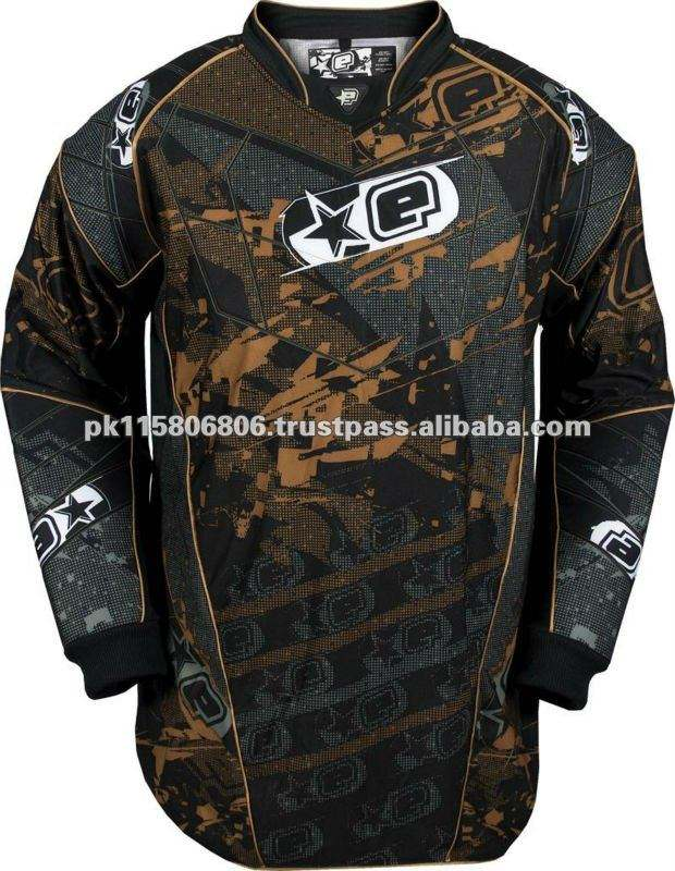 Sublimé Paintball Jersey