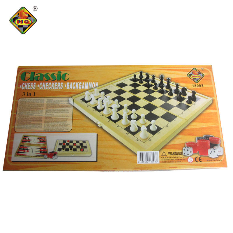 30 cm schaken checkers <span class=keywords><strong>backgammon</strong></span> 3 in 1 opvouwbare board game
