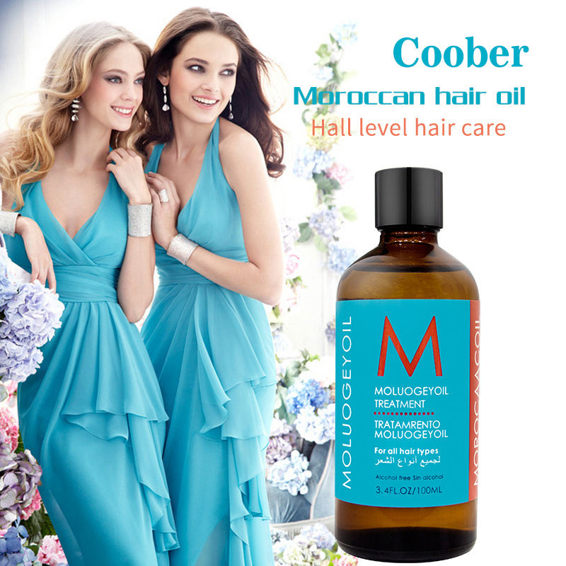OEM/private label good price hair treatment moroccan argan oil for hair free sample