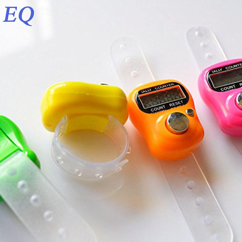 Bán buôn Finger Nhẫn Tally Counter Digital Tasbeeh Tasbih