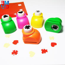 Fancy custom made design paper hole punch craft flower punch