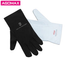 FREE SAMPLE Custom Logo Dust Proof Jewelry Silver Microfiber Cleaning Polishing Gloves