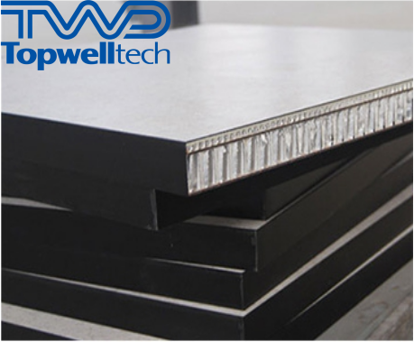 High Strength Aluminum Honeycomb Raised Floor With HPL PVC Finish