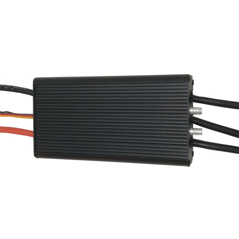 Brushless speed controller motor 300A 120V flier ESC for RC marine