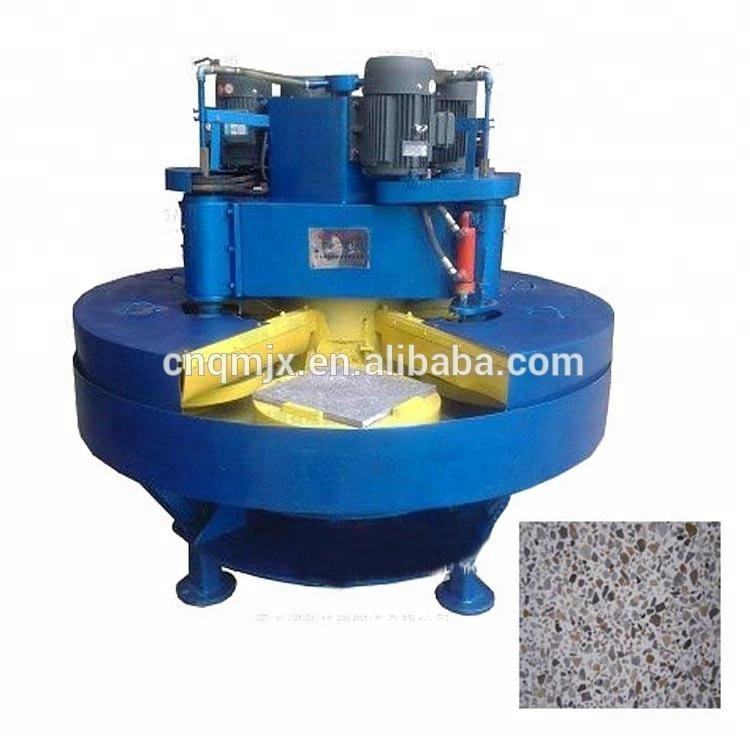 Made in China full automatic ceramic terrazzo roof /floor tile making machine