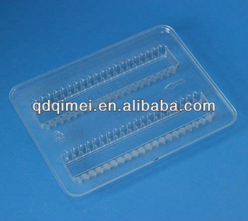 одноразовый пластиковый лоток для упаковки электронных