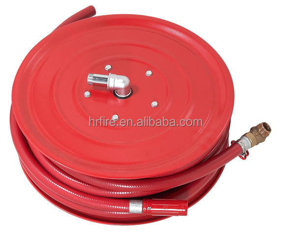 China Red Fire Hose Reel