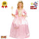 Lucida supplier best sellers kid pink princess girls costume 881275