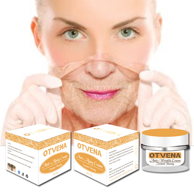 Brand Name Face Cream Private Label Anti Wrinkle Face Cream