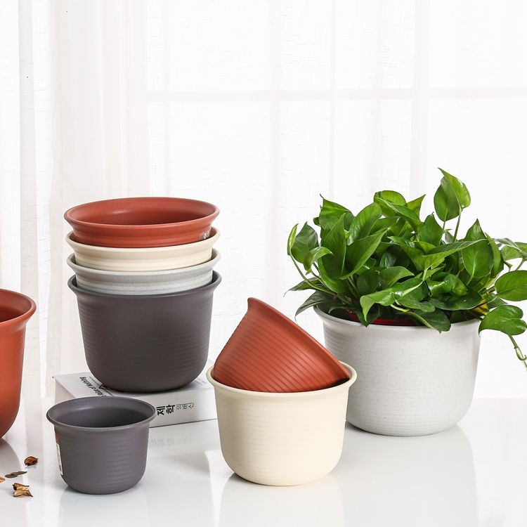 High quality Garden Sturdy PP plastic plant pot