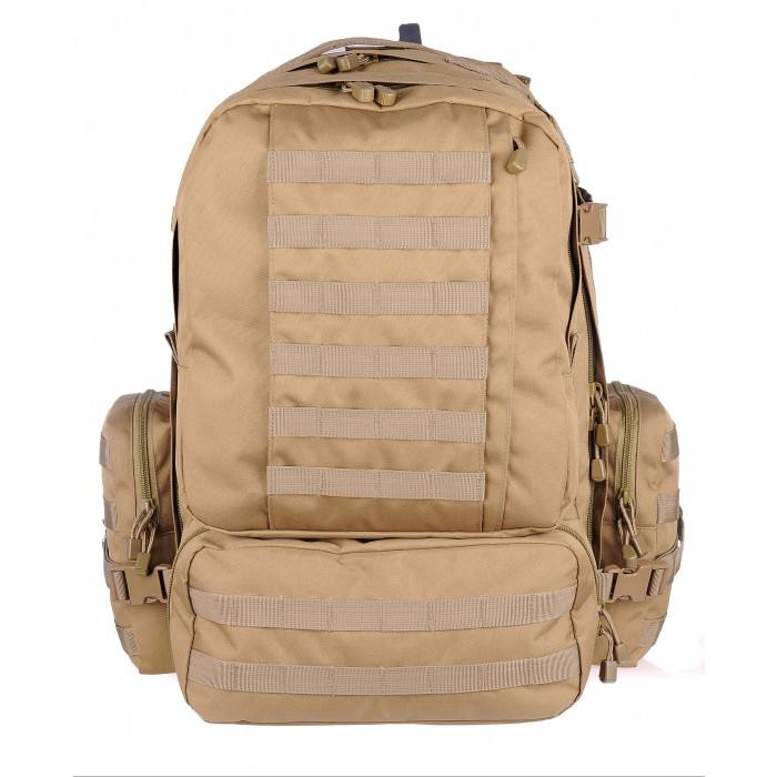 Militaire Coyote Bronzage D'<span class=keywords><strong>hydratation</strong></span> grande capacité sac <span class=keywords><strong>à</strong></span> <span class=keywords><strong>dos</strong></span> tactique sac <span class=keywords><strong>à</strong></span> <span class=keywords><strong>dos</strong></span> 3 Jours Sac D'assaut