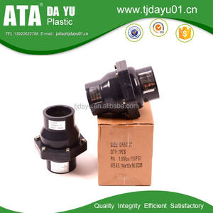 valves factory price pvc pn10 swing check valve non return valve