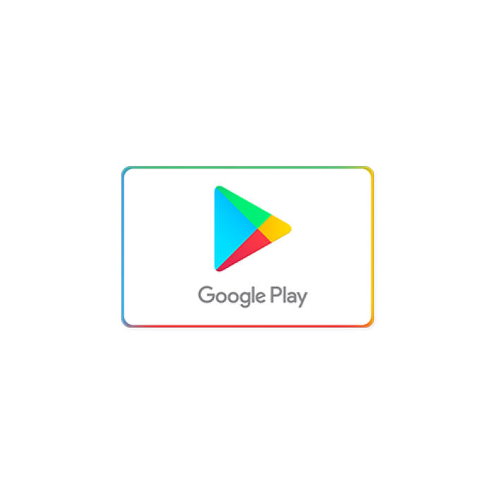 Google play Brazil 10 gift cards