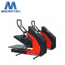 MICROTEC Hot sale 15 x 15 simple heat transfer machine for printing t-shirt