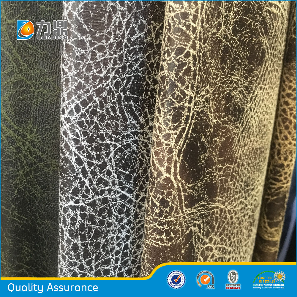 Wholesale Sofa Upholstery Fabric Printed Ultra Suede Fabric