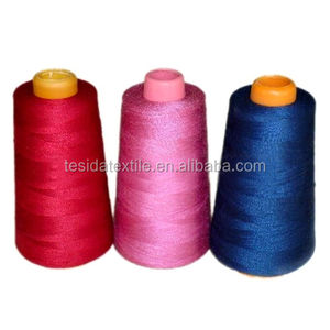 Good supplying of nylon sewing thread