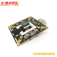 Factory direct sale HD Sony IMX179 8MP USB Camera Module with auto focus free drive USB3.0 camera module pcb