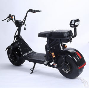 2019 promotion price elektro motorcycle scooter 1000w 1500w electric chopper bike with EEC